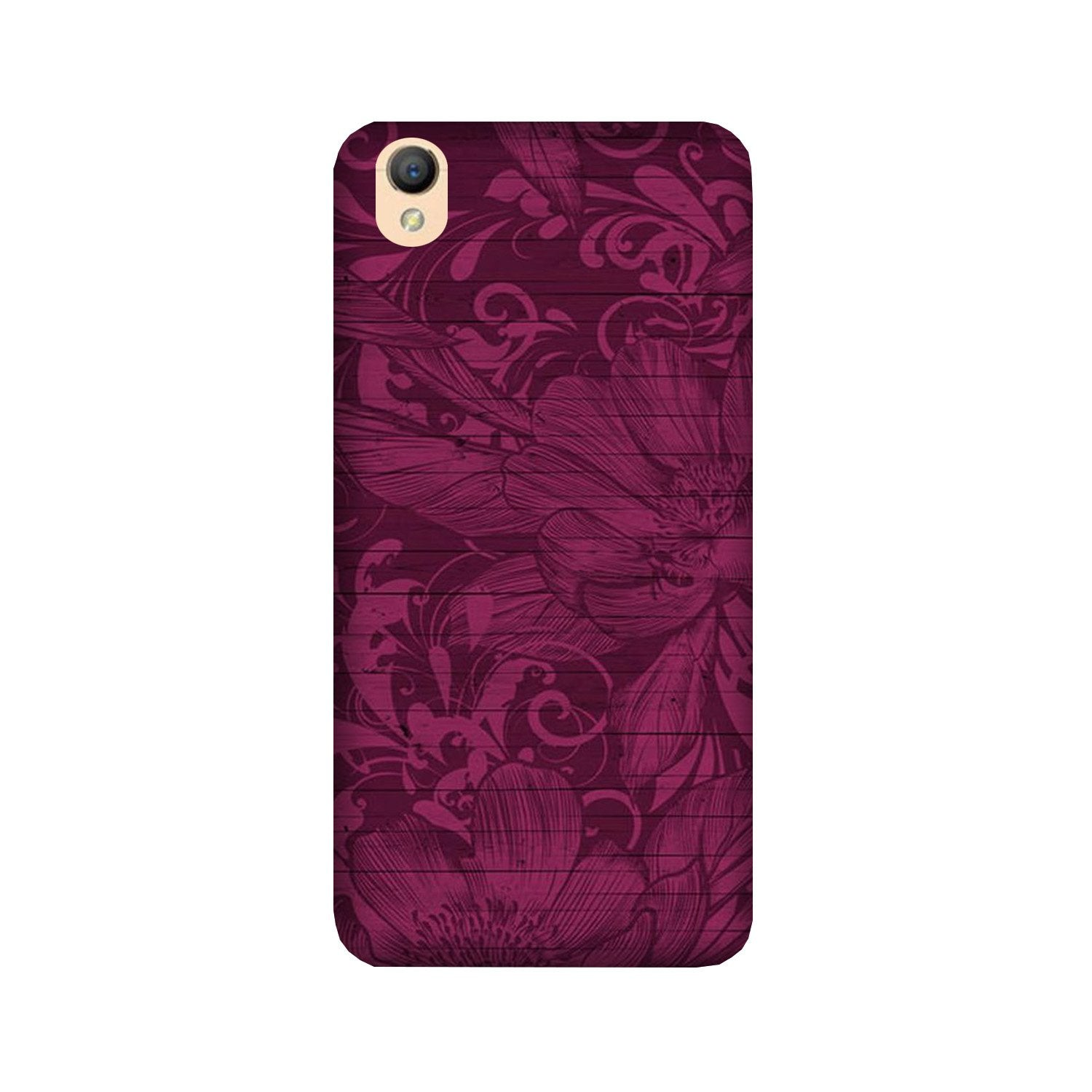 Purple Backround Case for Oppo A37