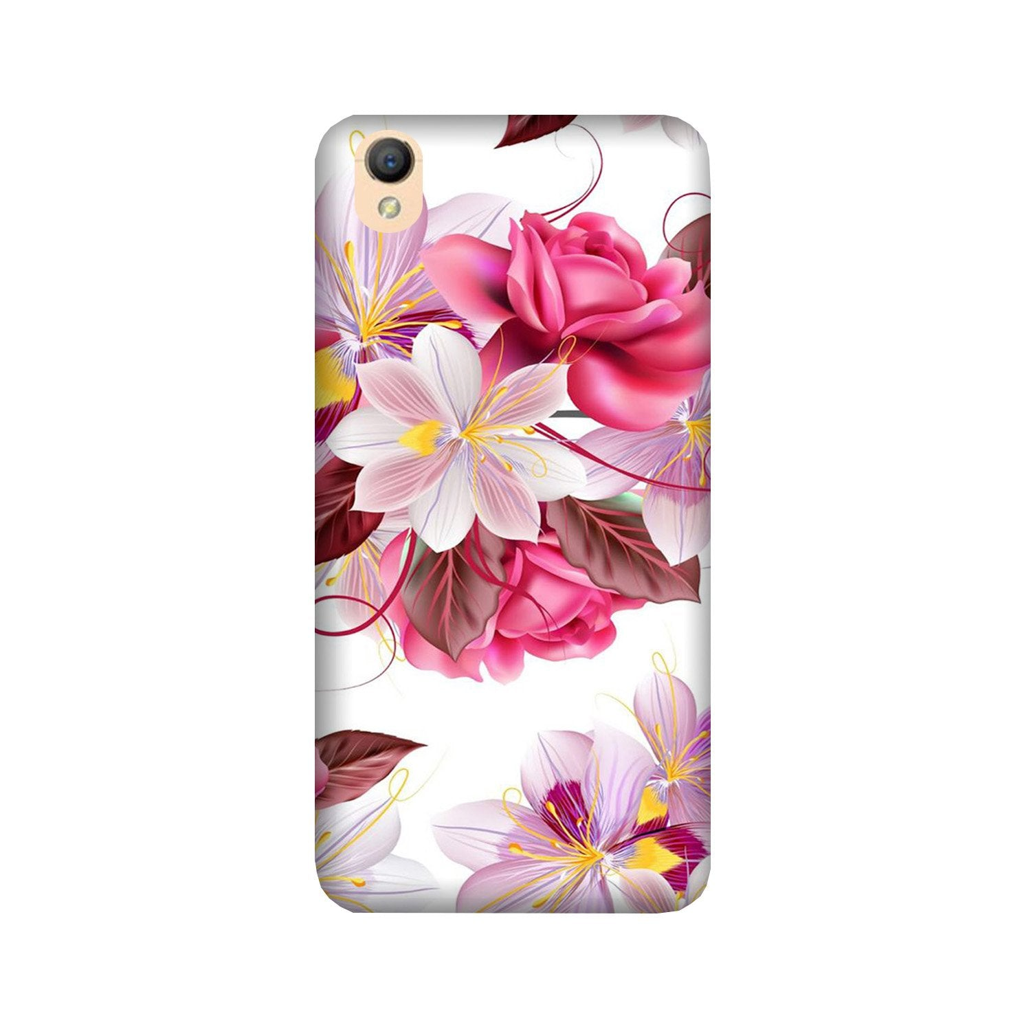 Beautiful flowers Case for Oppo A37