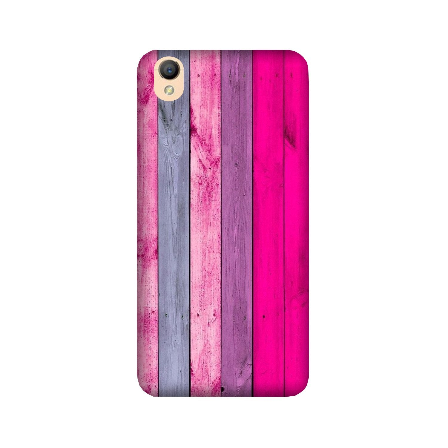 Wooden look Case for Oppo A37