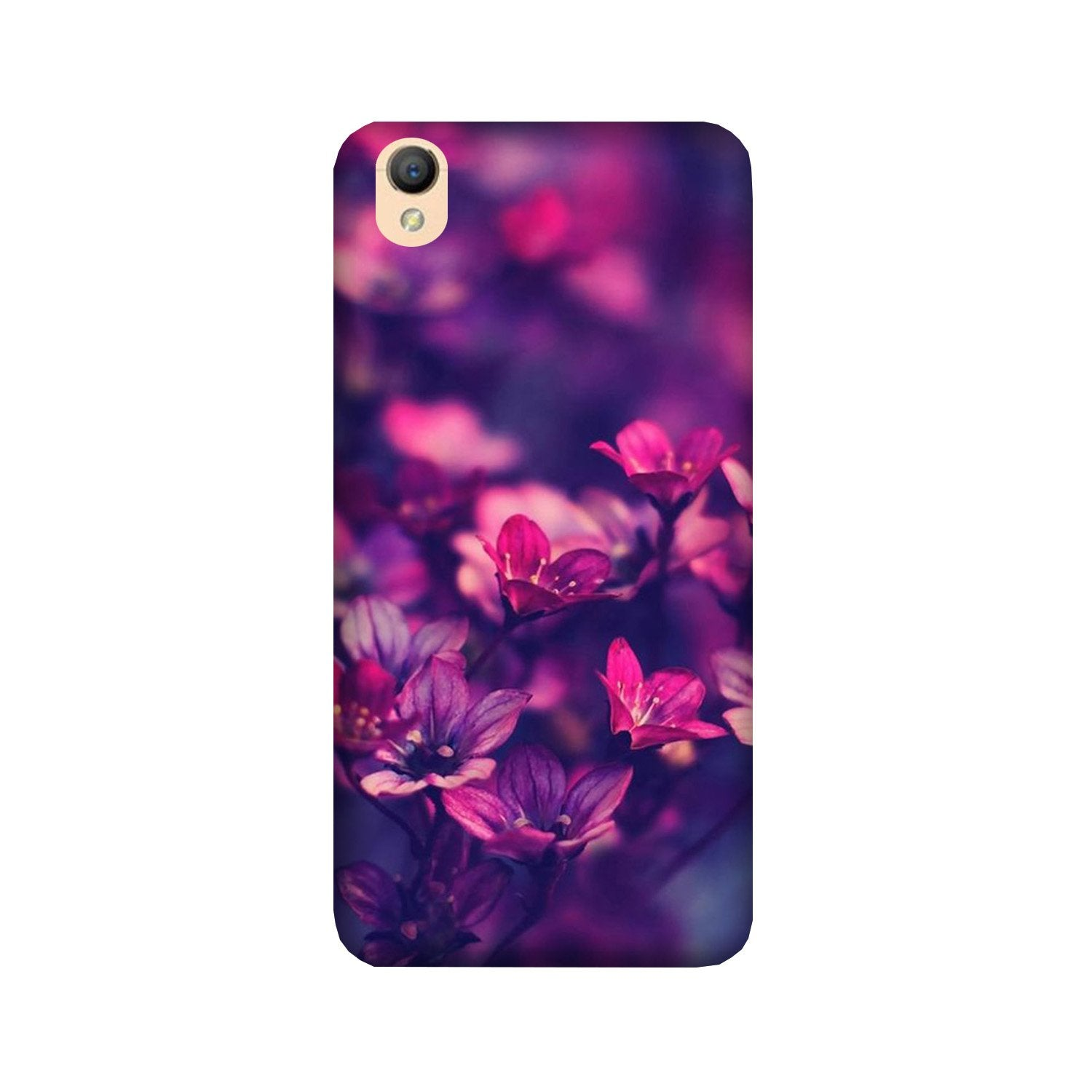 flowers Case for Oppo A37