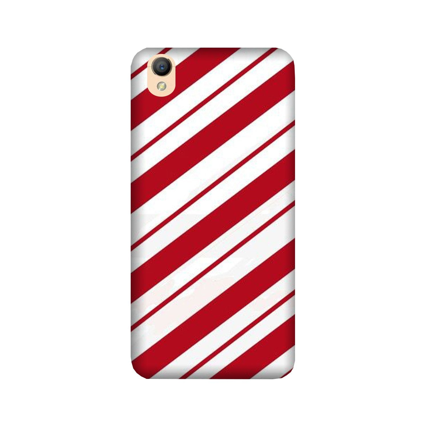 Red White Case for Oppo A37
