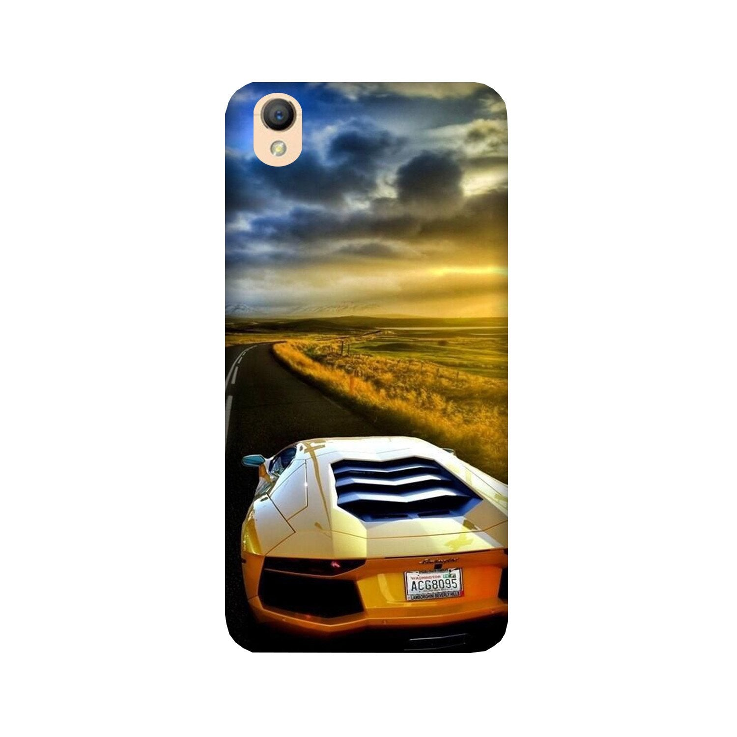 Car lovers Case for Oppo A37