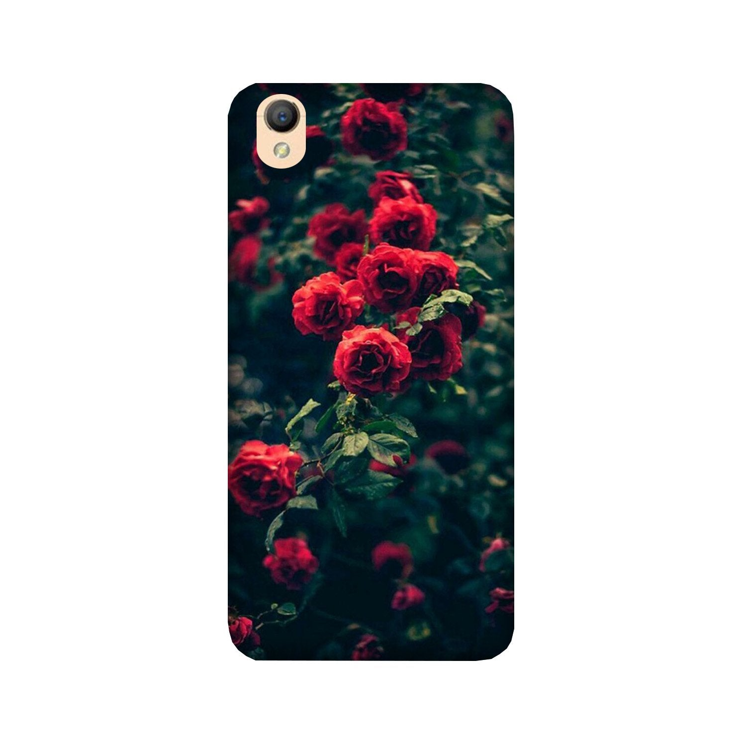 Red Rose Case for Oppo A37