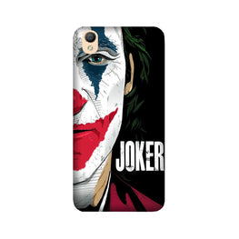 Joker Mobile Back Case for Oppo A37  (Design - 301)
