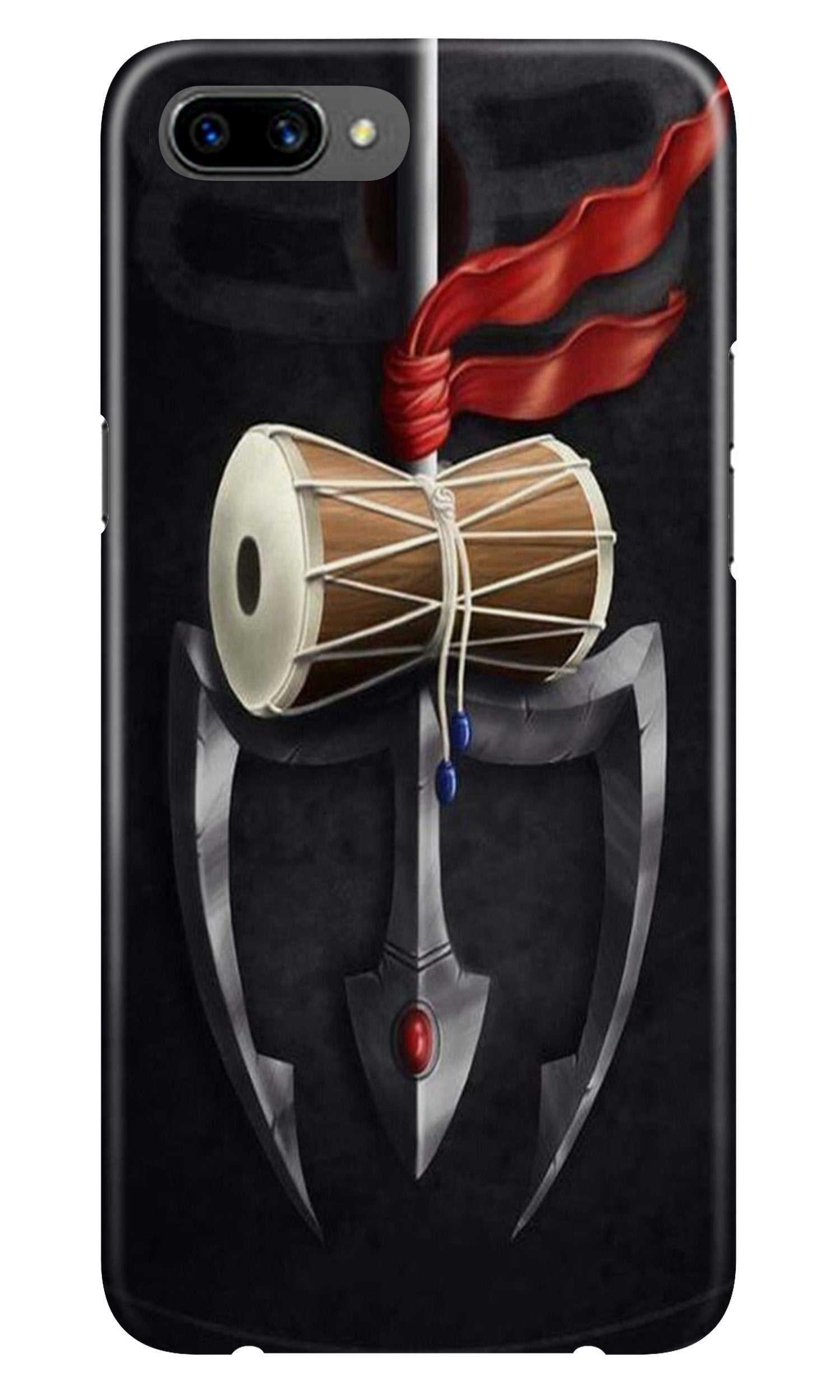Lord Shiva Mahakal Case for Oppo A3s