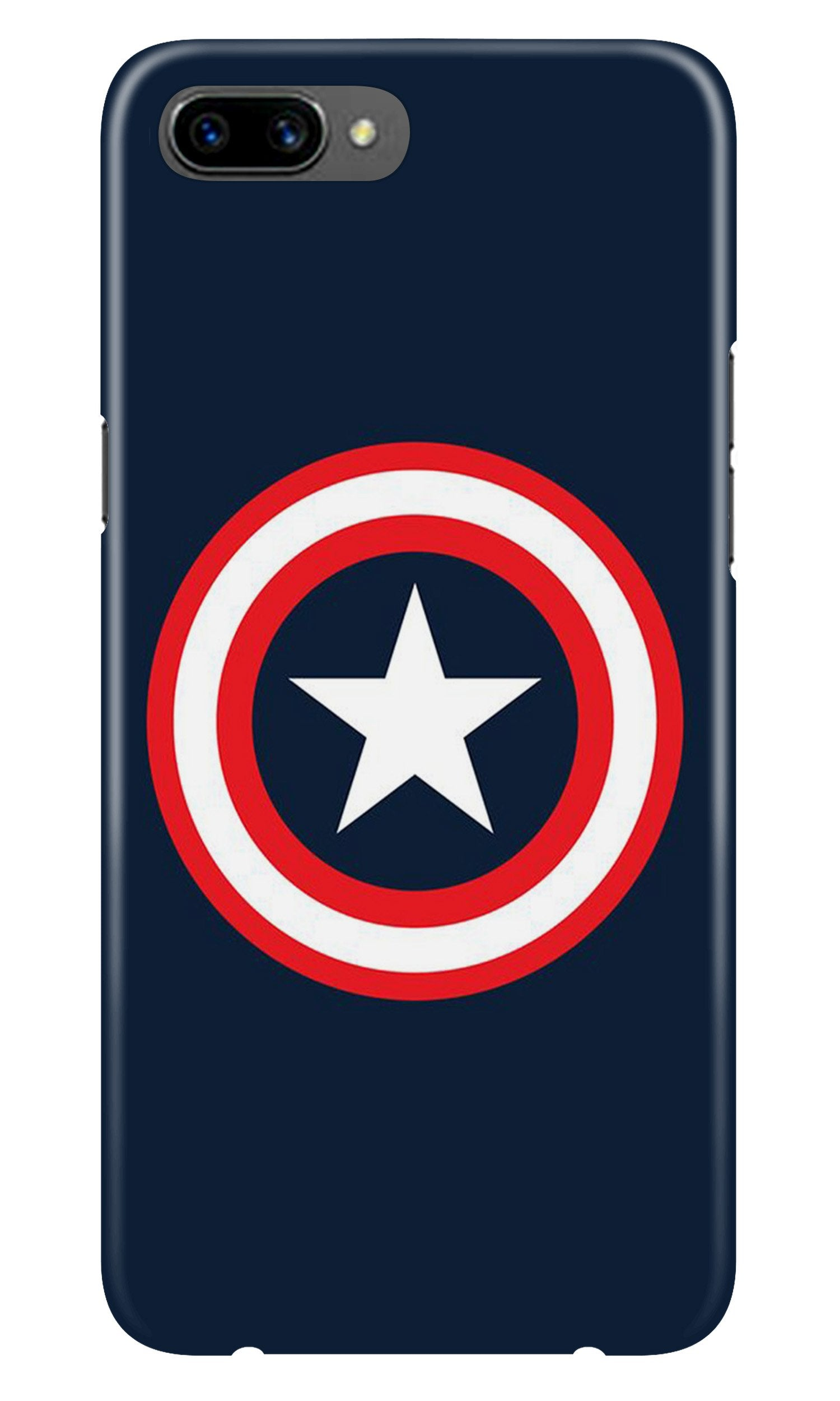 Captain America Case for Oppo A3s