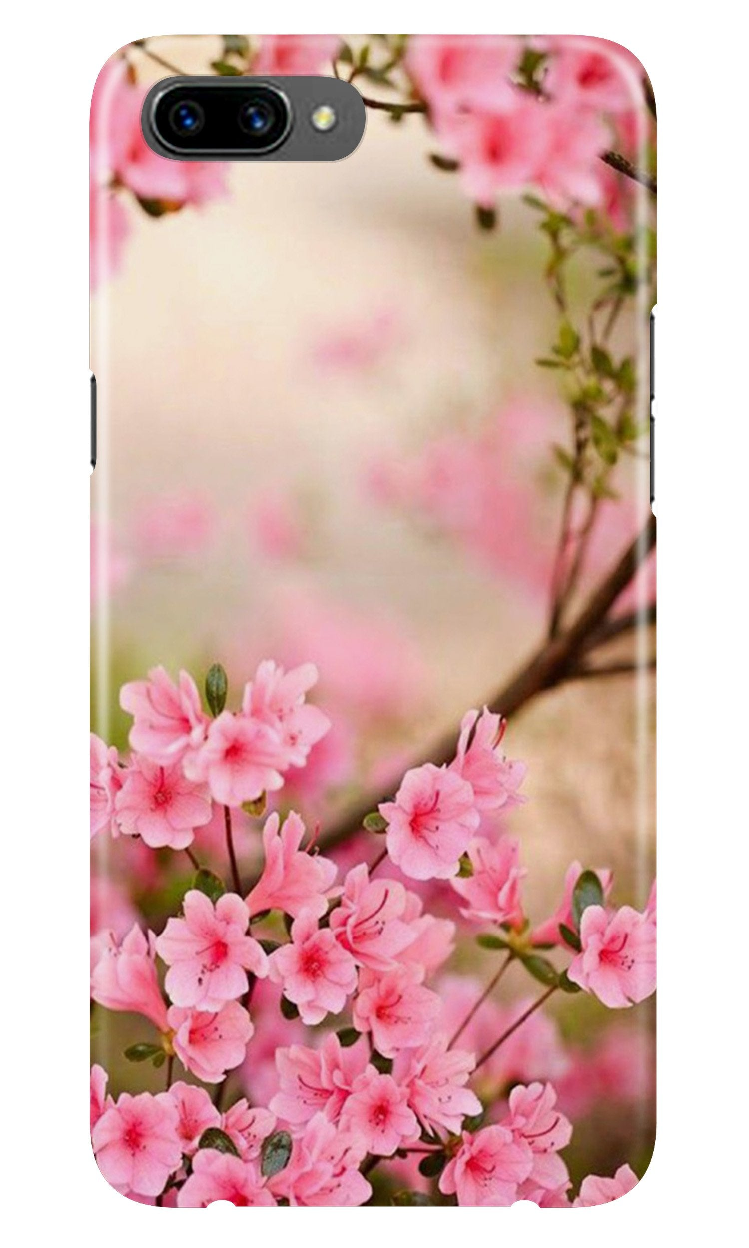 Pink flowers Case for Oppo A3s