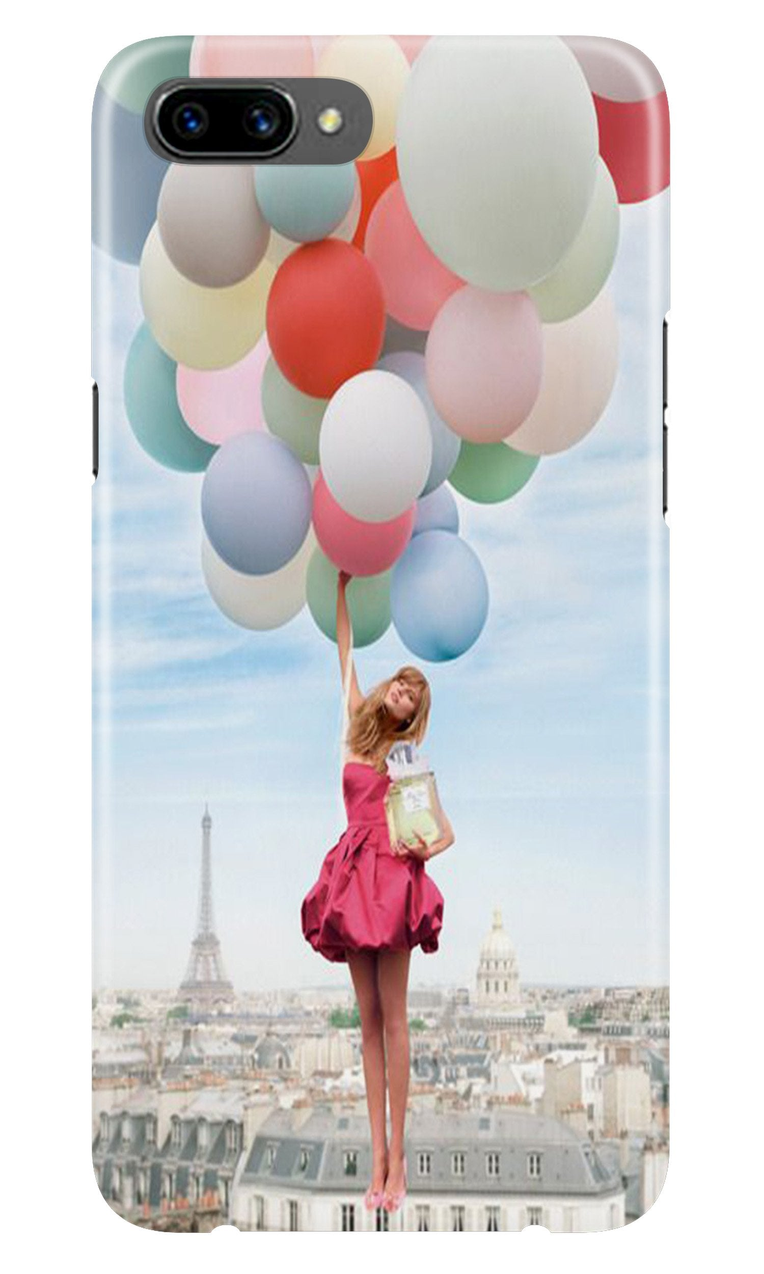 Girl with Baloon Case for Oppo K1
