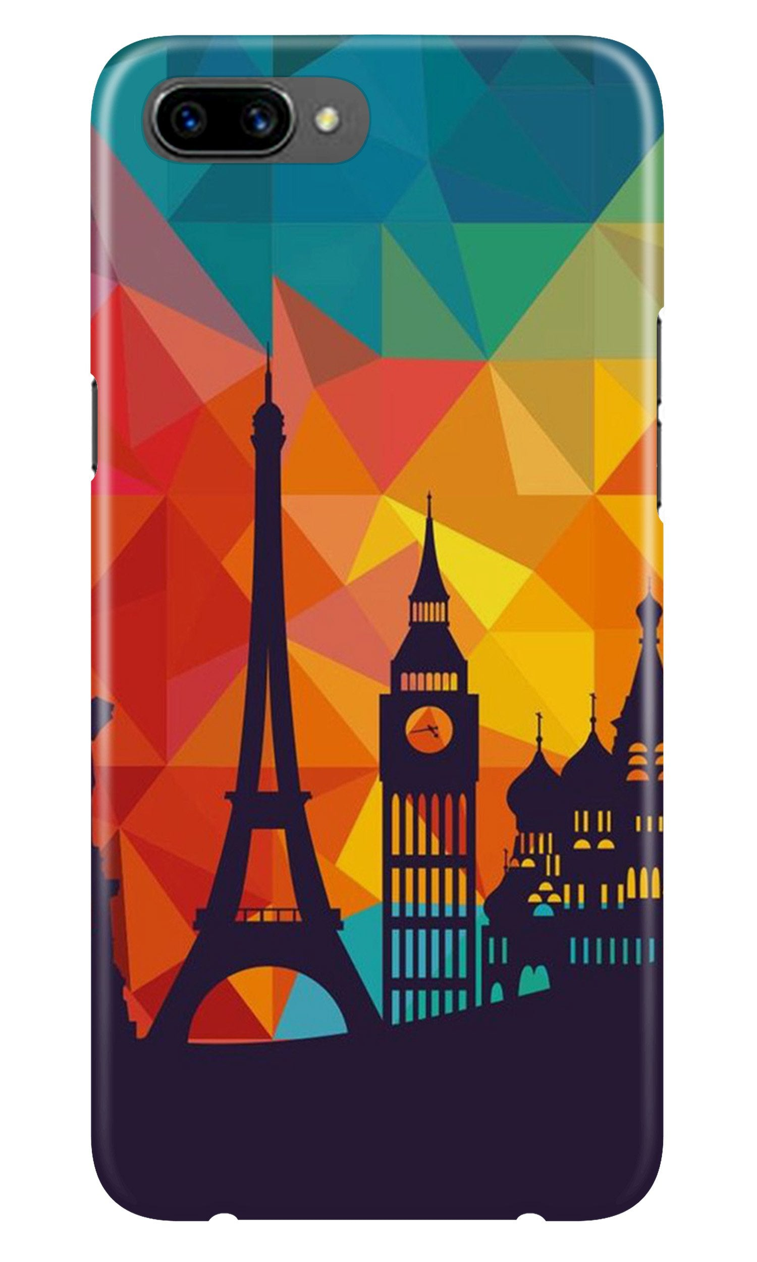 Eiffel Tower2 Case for Oppo K1