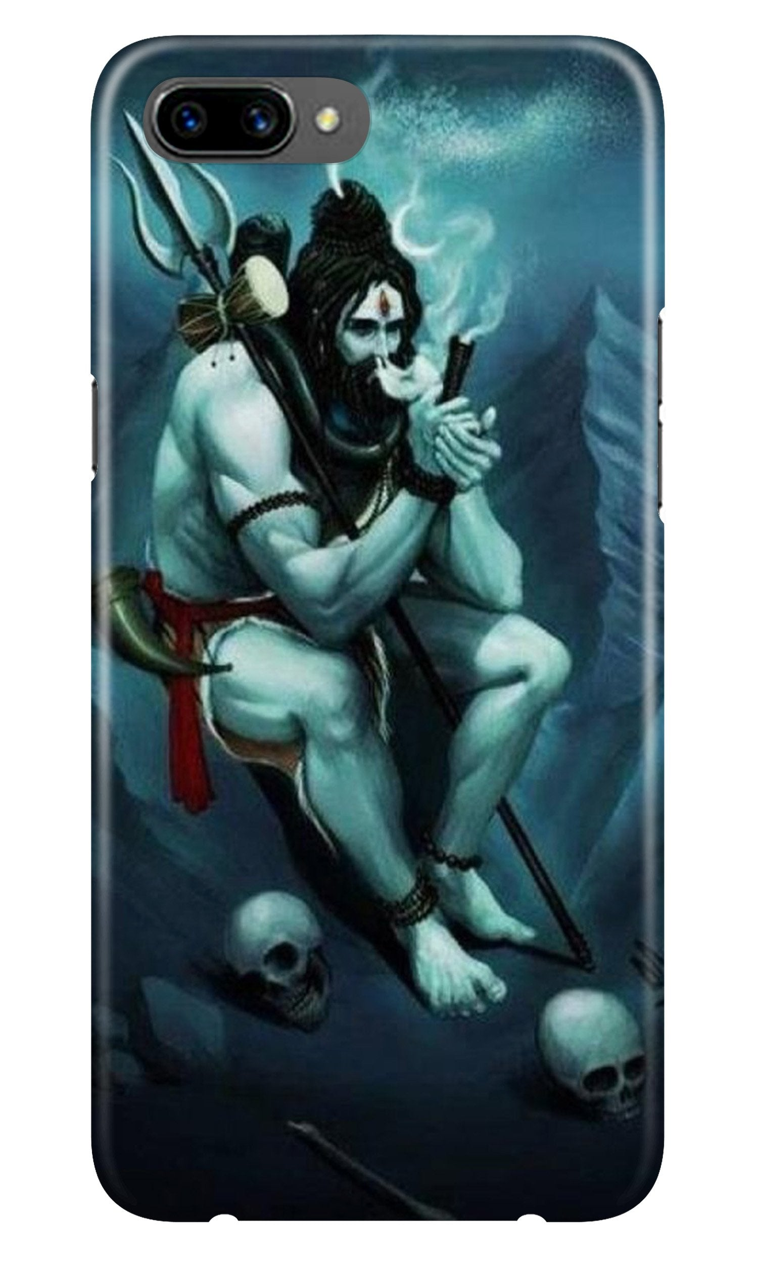 Lord Shiva Mahakal2 Case for Oppo A3s