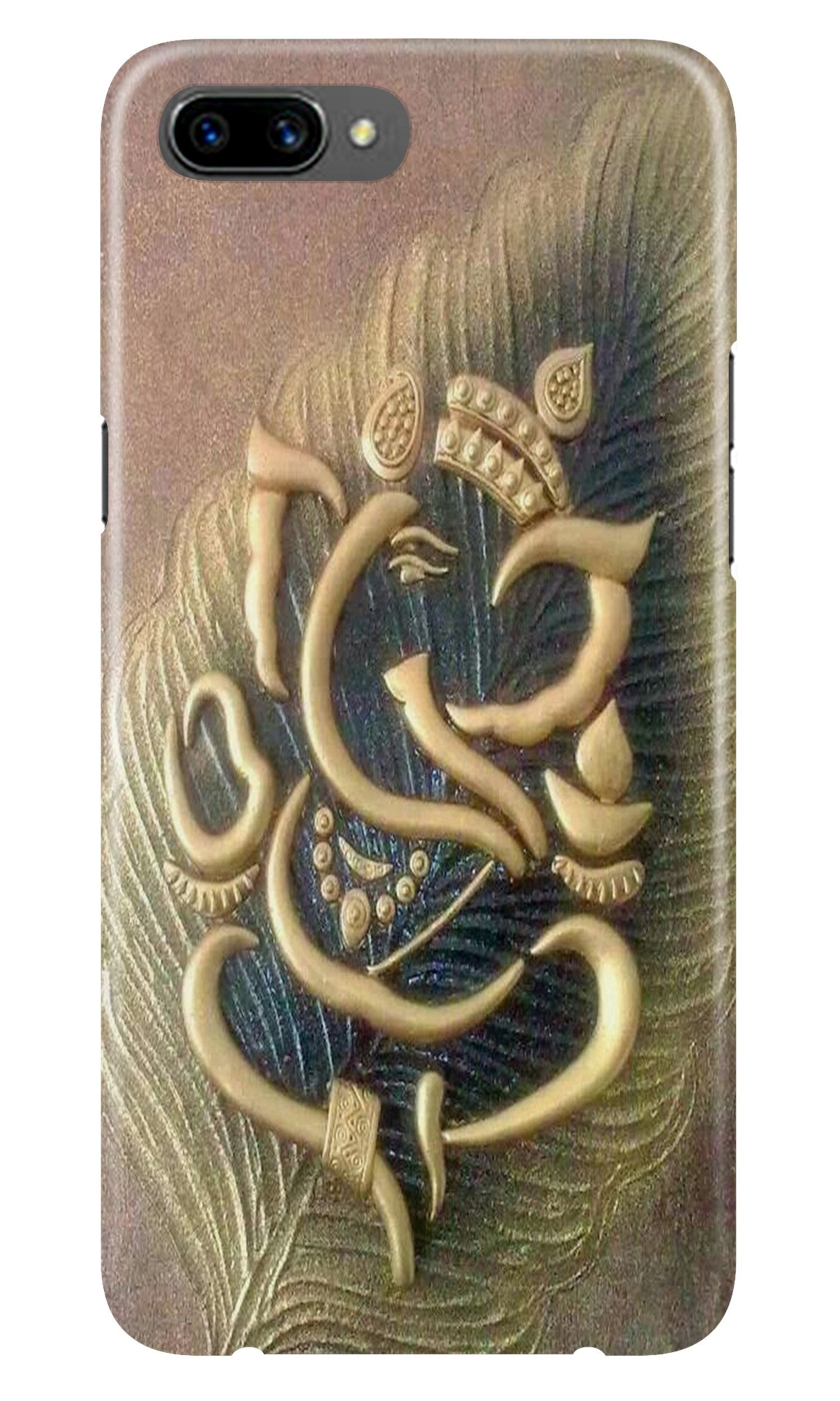 Lord Ganesha Case for Oppo A3s