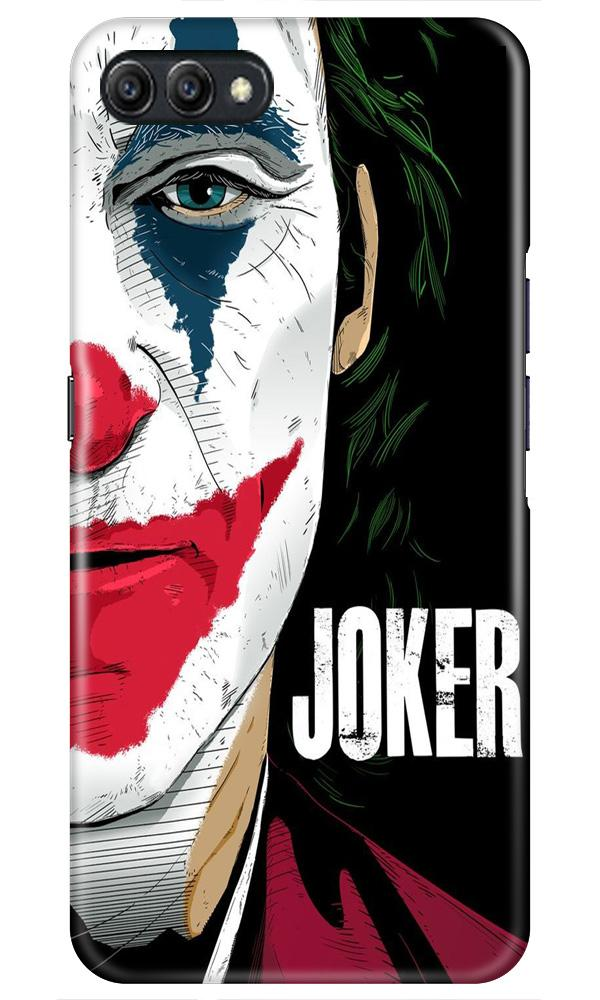 Joker Mobile Back Case for Oppo A3s  (Design - 301)