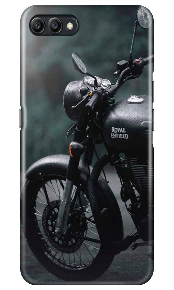 Royal Enfield Mobile Back Case for Oppo A3s  (Design - 380)