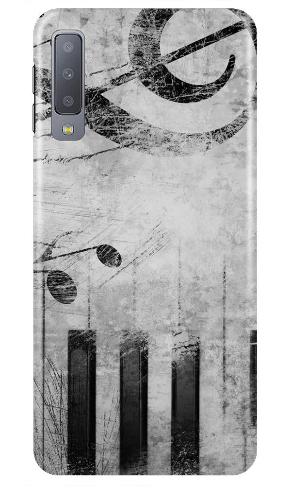 Music Mobile Back Case for Samsung Galaxy A50s  (Design - 394)