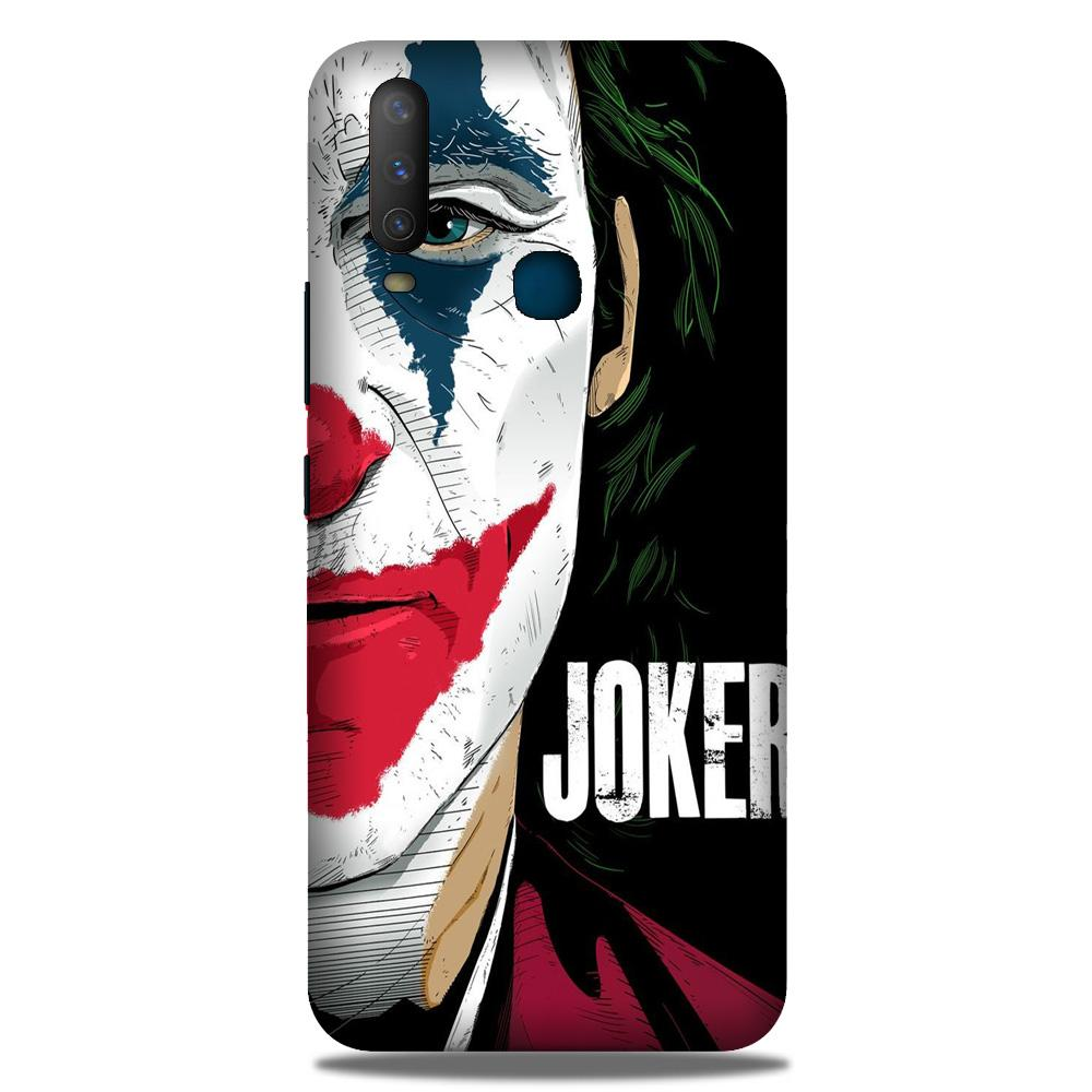 Joker Mobile Back Case for Samsung Galaxy M30 (Design - 301)