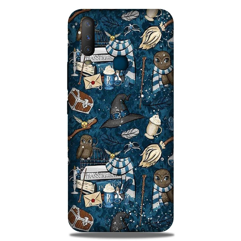 Magic Mobile Back Case for Samsung Galaxy M30 (Design - 313)