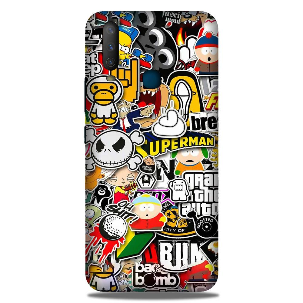 Designer Mobile Back Case for Samsung Galaxy M30 (Design - 320)