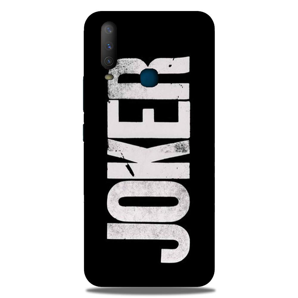 Joker Mobile Back Case for Samsung Galaxy M30 (Design - 327)