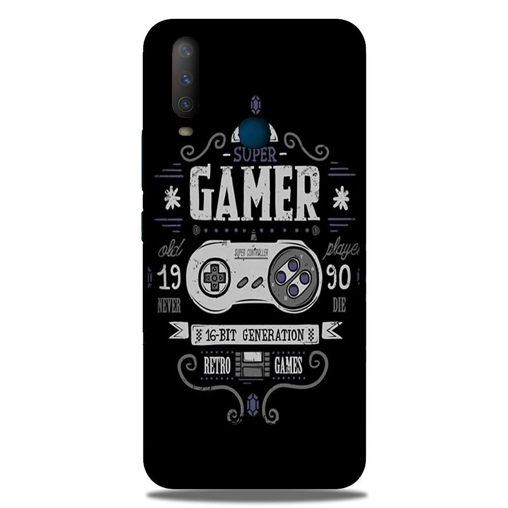 Gamer Mobile Back Case for Samsung Galaxy M30 (Design - 330)