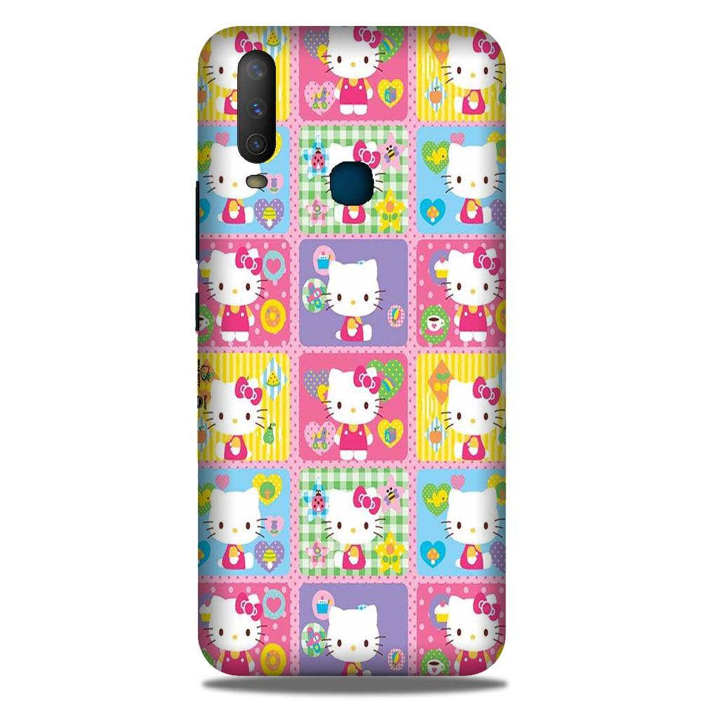 Kitty Mobile Back Case for Samsung Galaxy M30 (Design - 400)