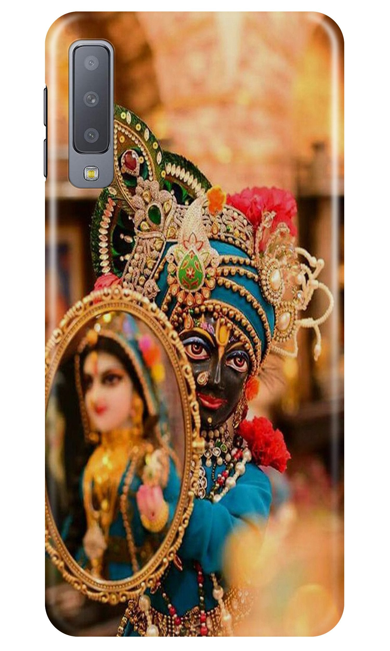 Lord Krishna5 Case for Samsung A50