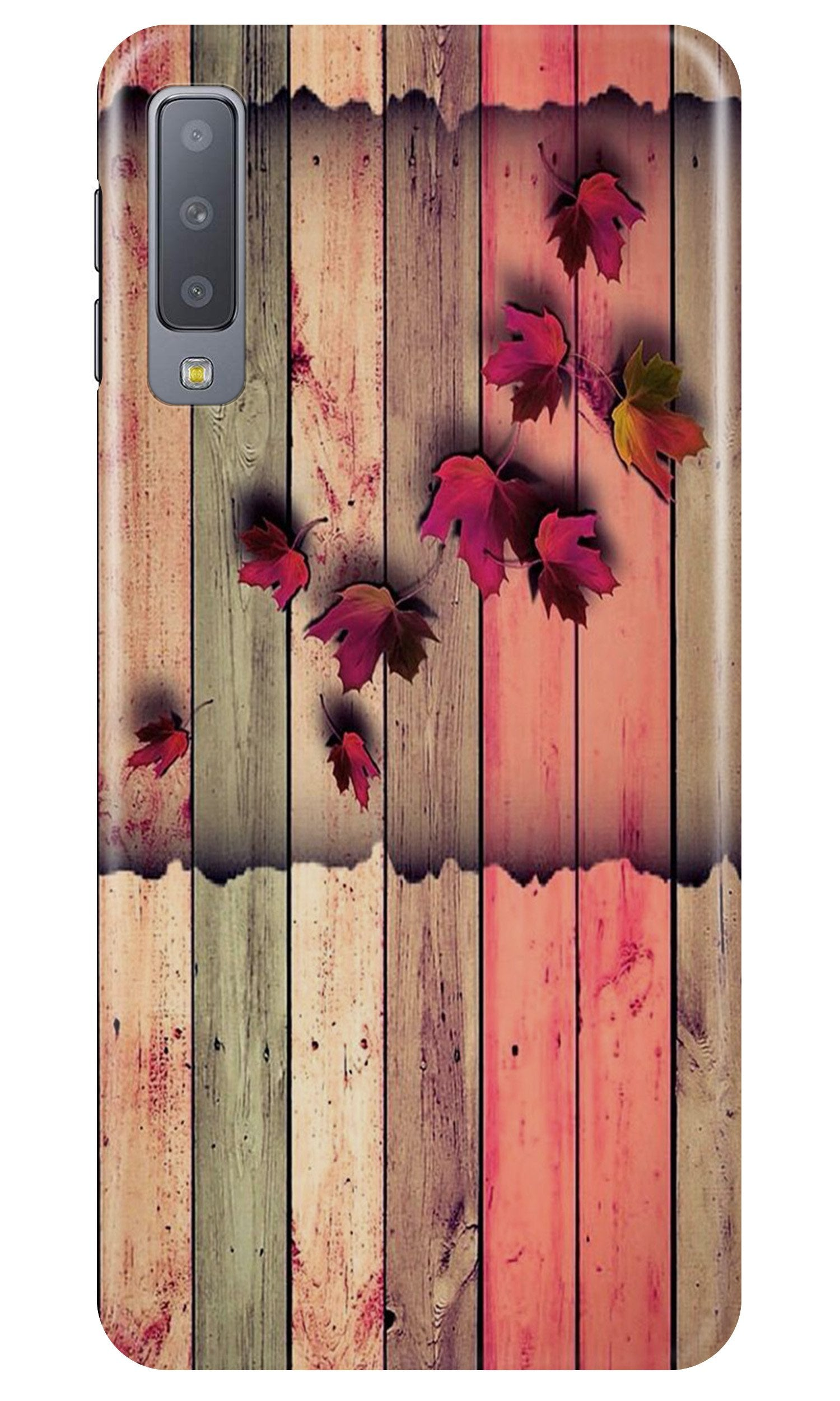 Wooden look2 Case for Samsung A50