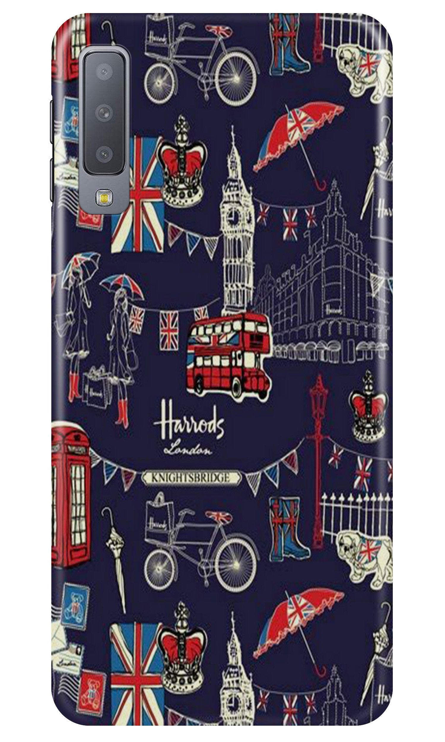Love London Case for Samsung A50