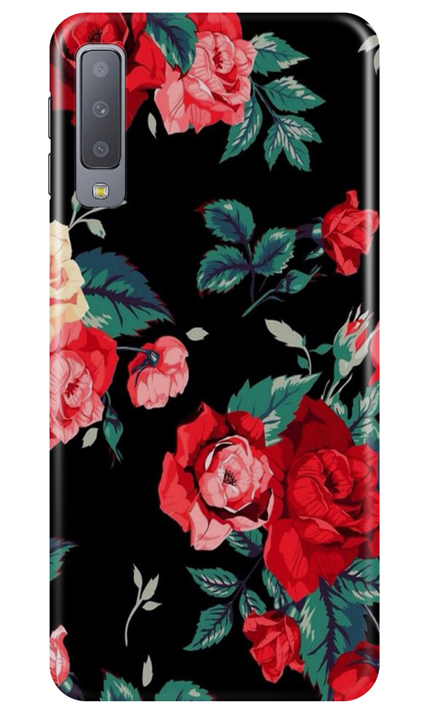 Red Rose2 Case for Samsung A50