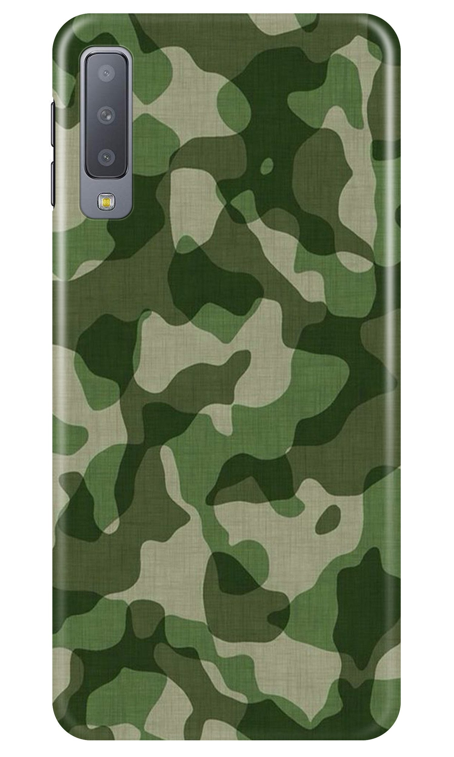 Army Camouflage Case for Samsung A50  (Design - 106)
