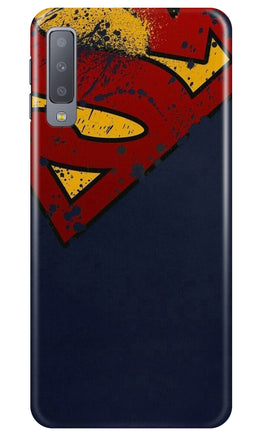 Superman Superhero Case for Samsung Galaxy A50s  (Design - 125)