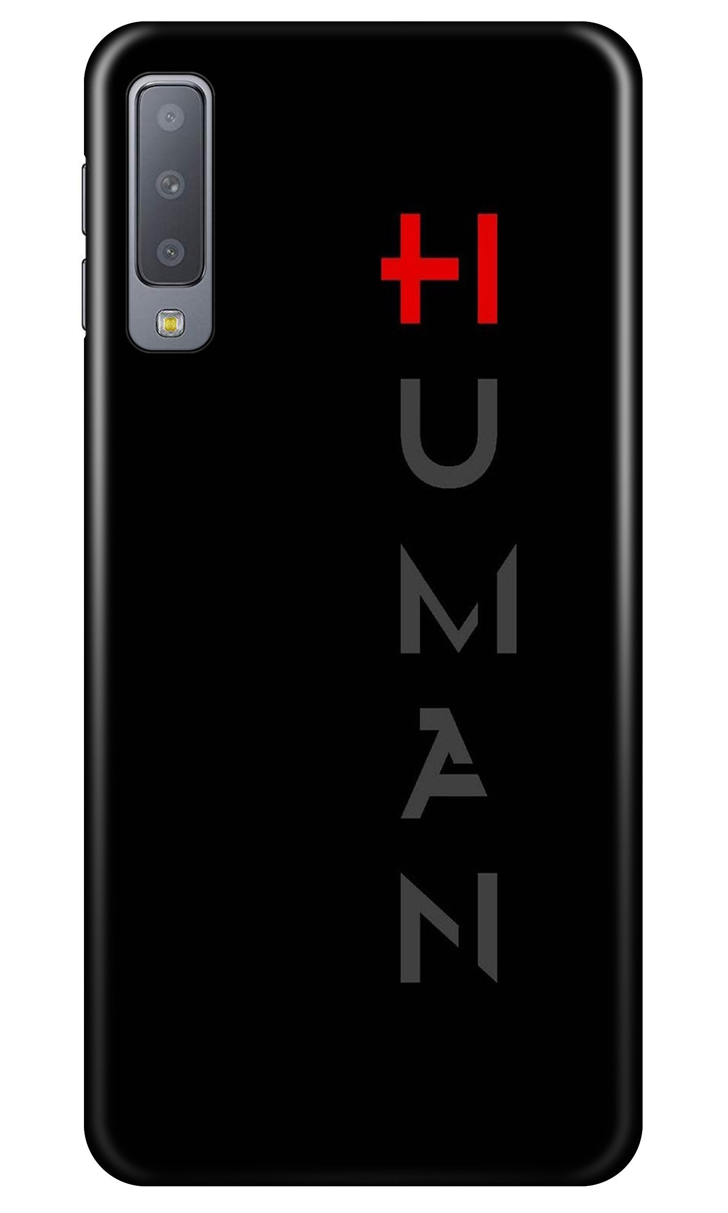Human Case for Samsung A50  (Design - 141)