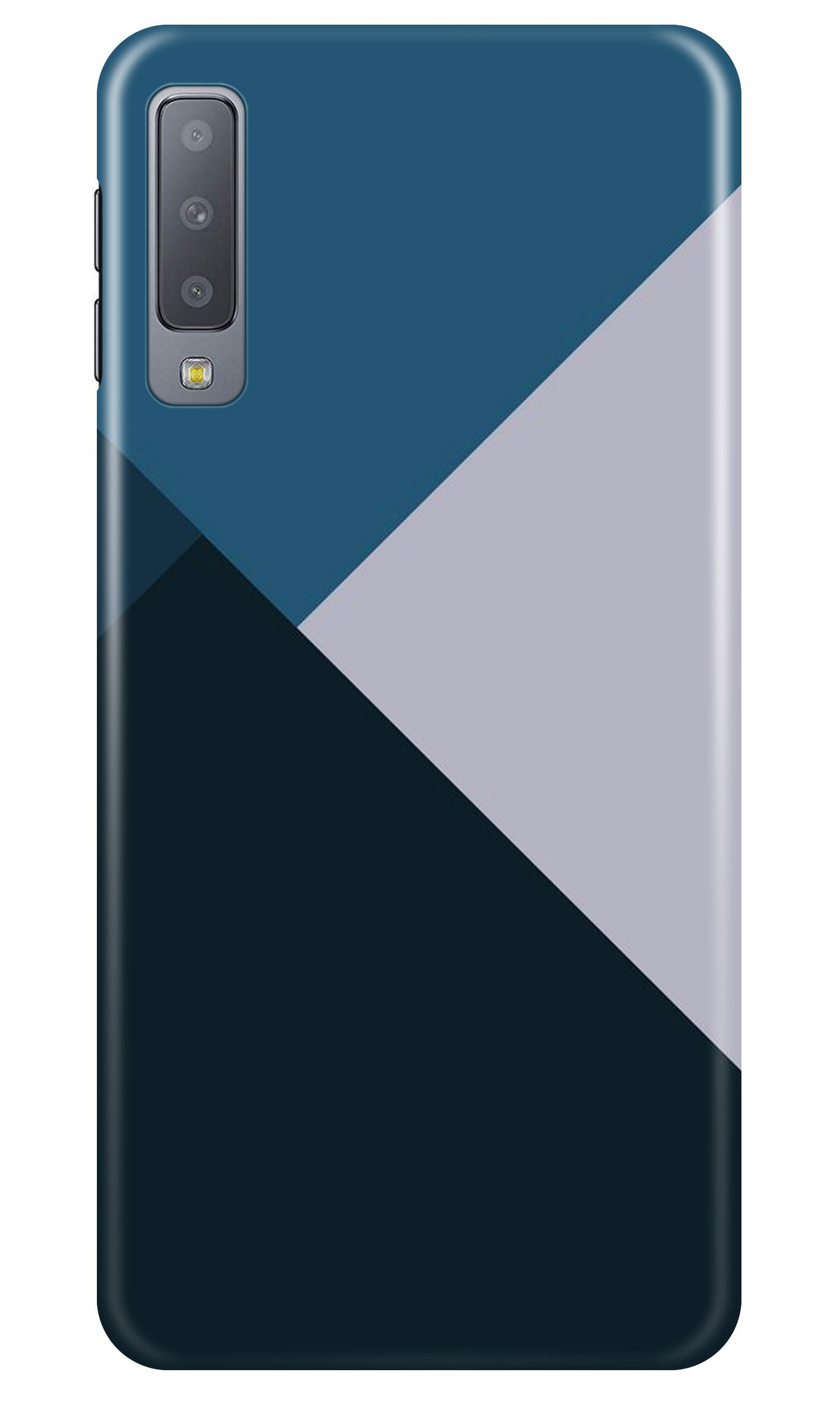 Blue Shades Case for Samsung A50 (Design - 188)