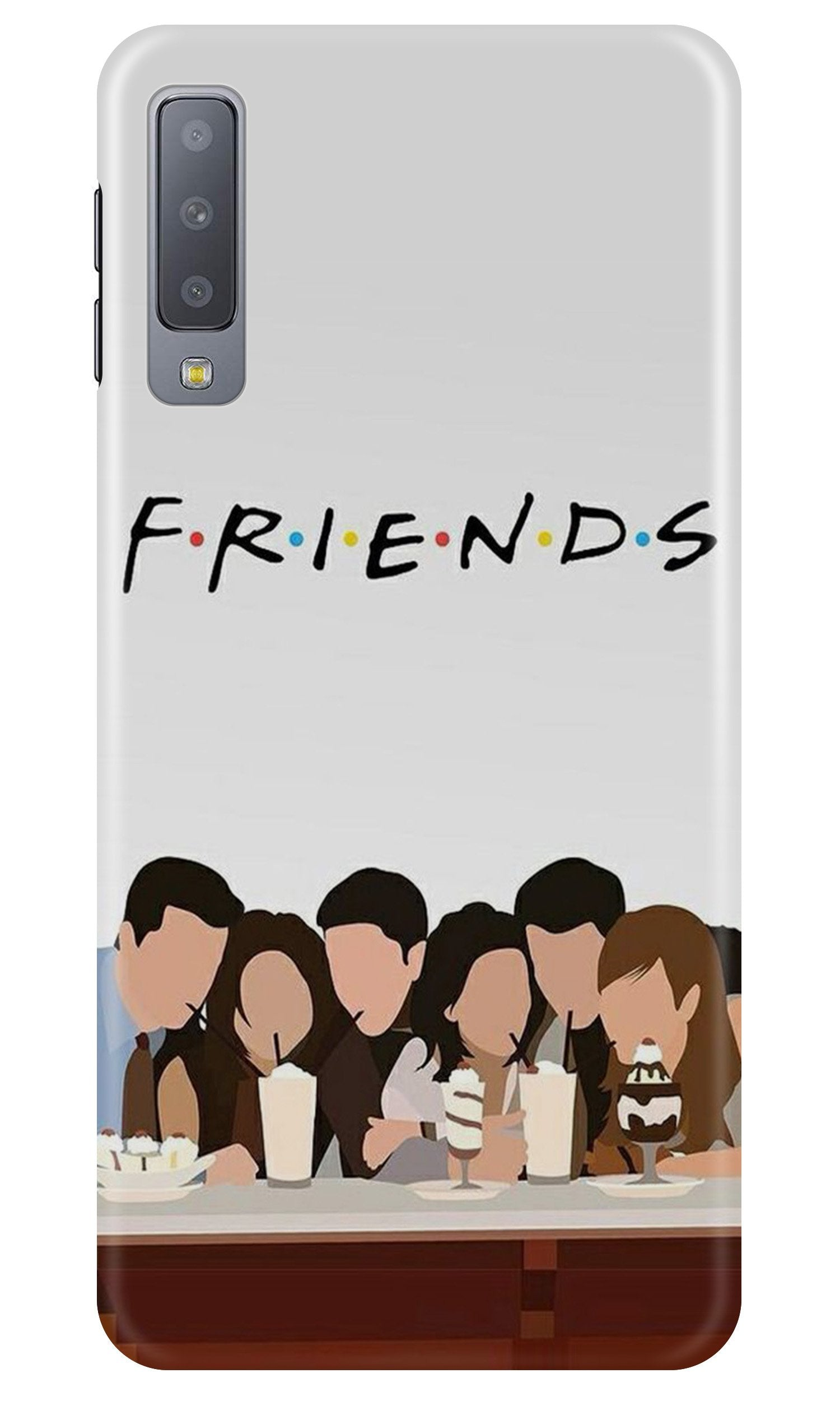 Friends Case for Samsung A50 (Design - 200)
