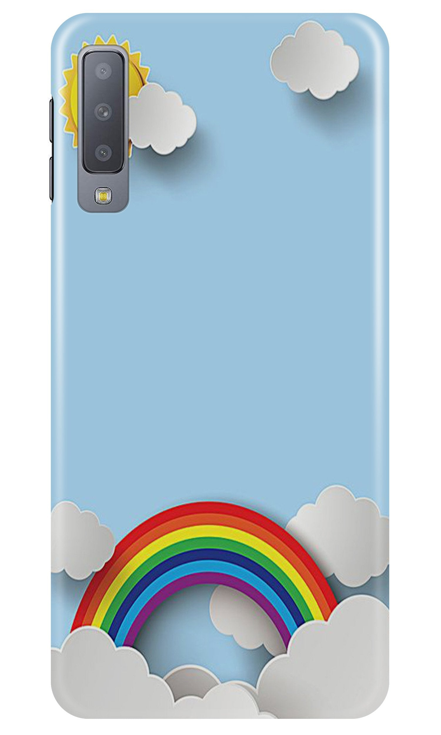 Rainbow Case for Samsung Galaxy A50 (Design No. 225)