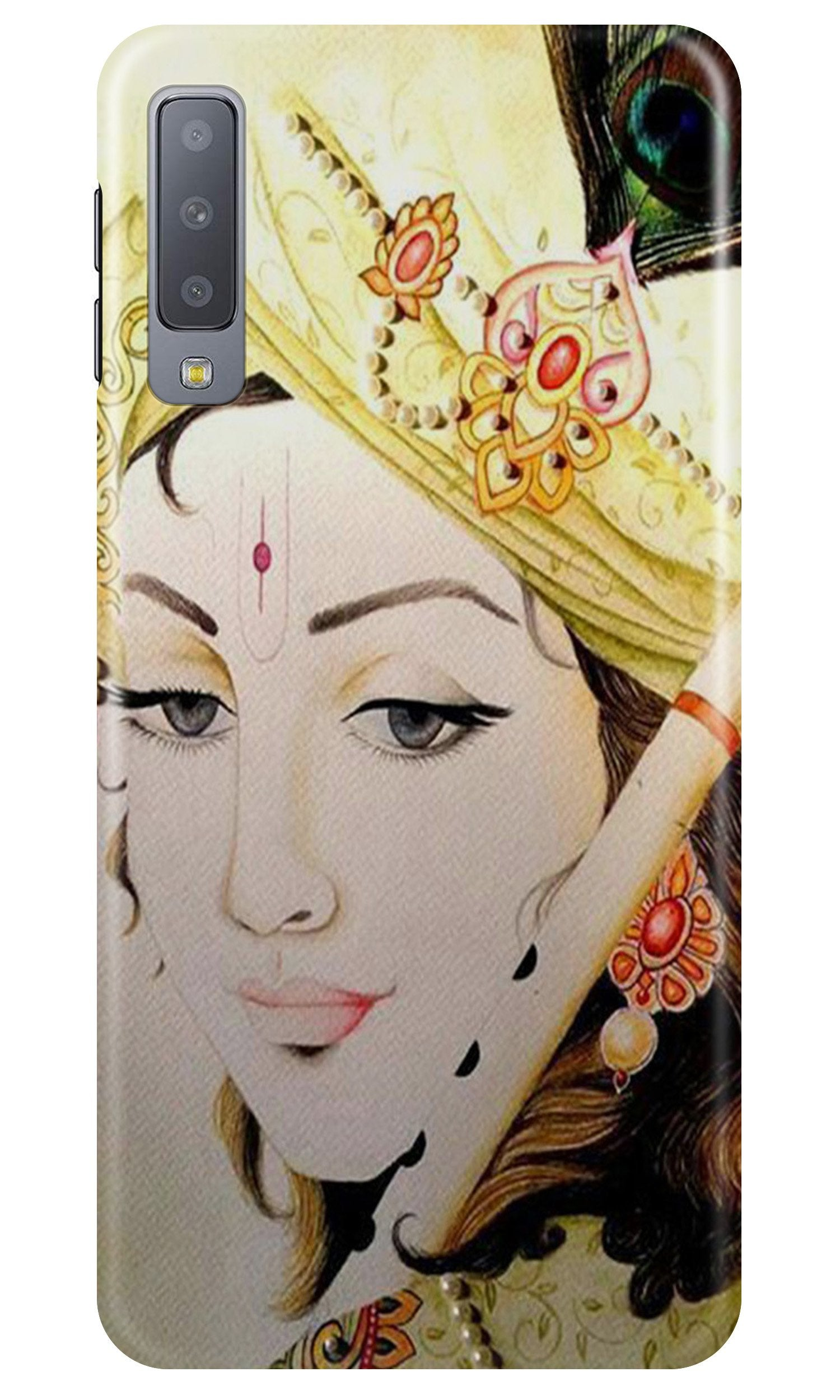 Krishna Case for Samsung Galaxy A7 2018 (Design No. 291)