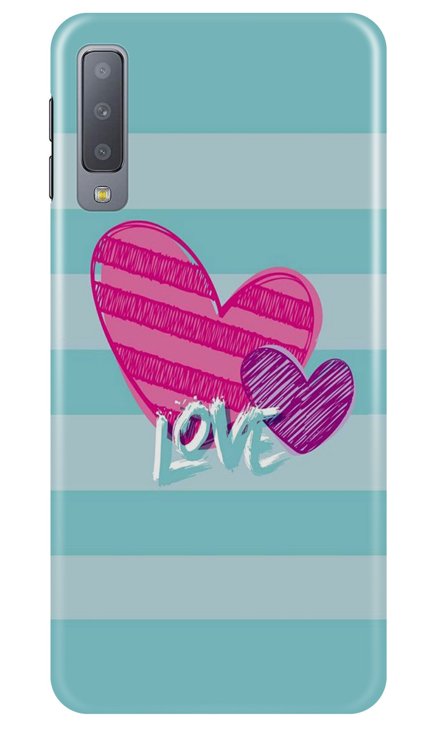 Love Case for Samsung Galaxy A50 (Design No. 299)