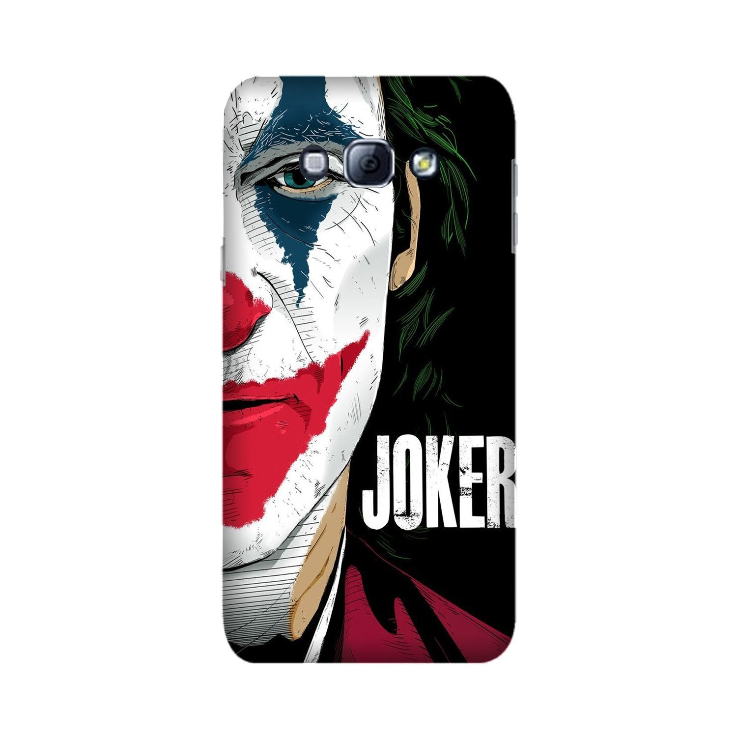 Joker Mobile Back Case for Galaxy A8 (2015)  (Design - 301)