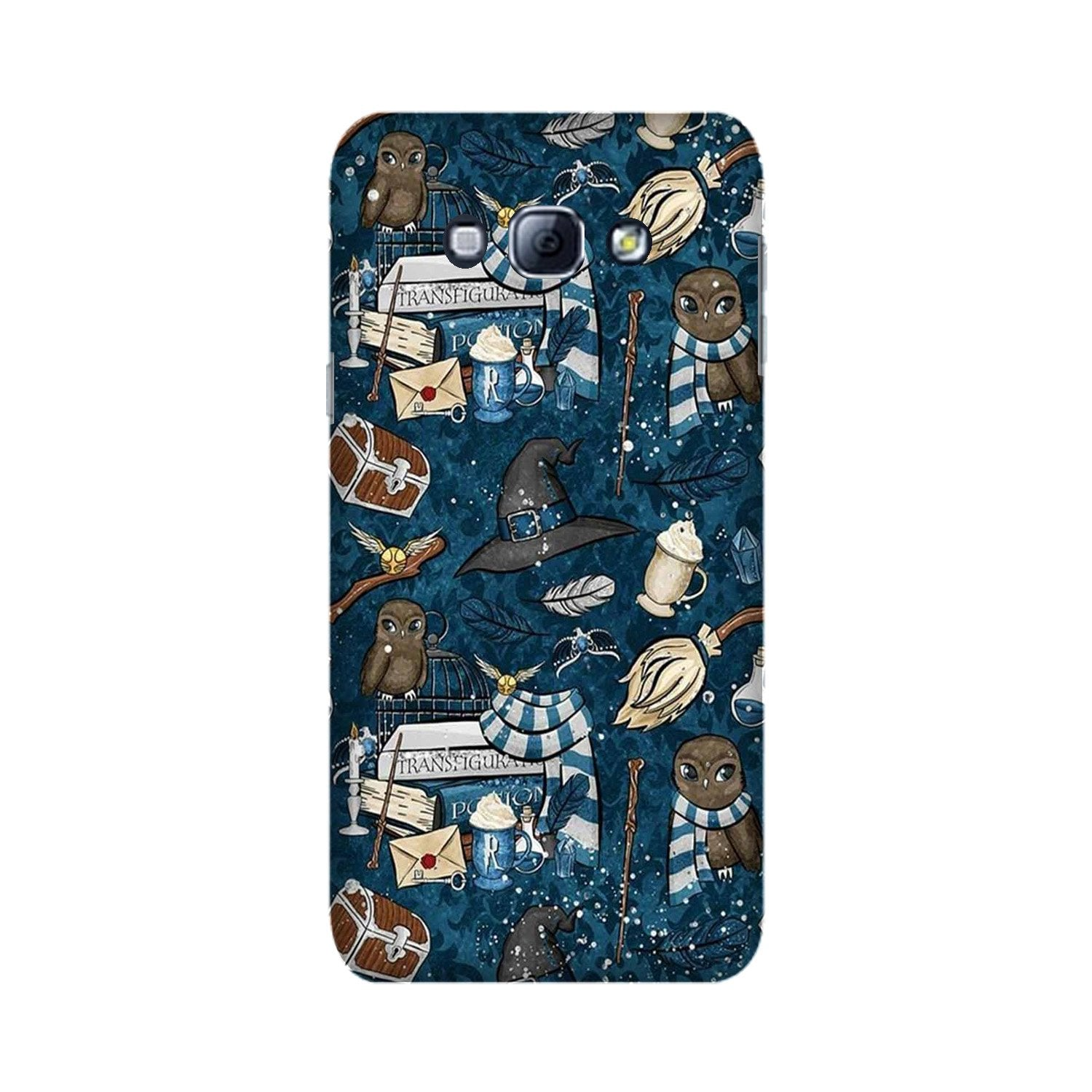 Magic Mobile Back Case for Galaxy A8 (2015)  (Design - 313)