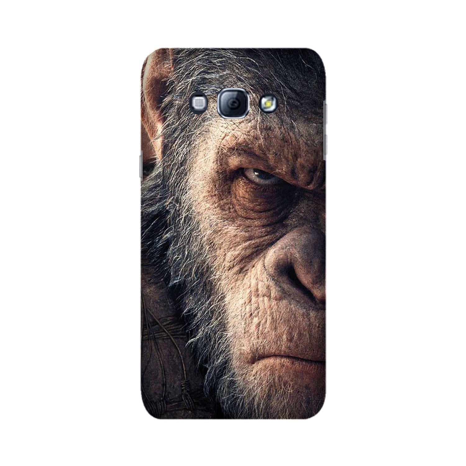 Angry Ape Mobile Back Case for Galaxy A8 (2015)  (Design - 316)
