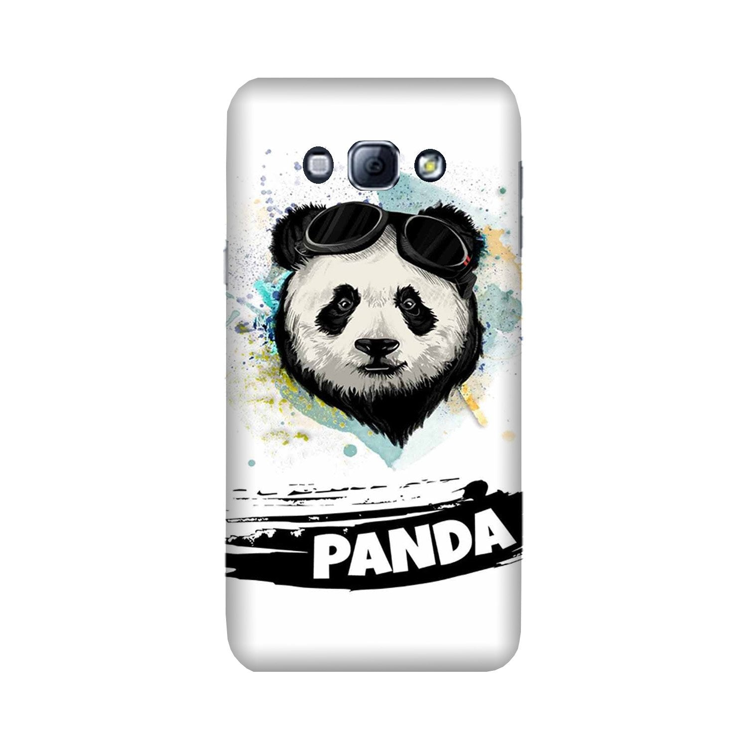 Panda Mobile Back Case for Galaxy A8 (2015)  (Design - 319)