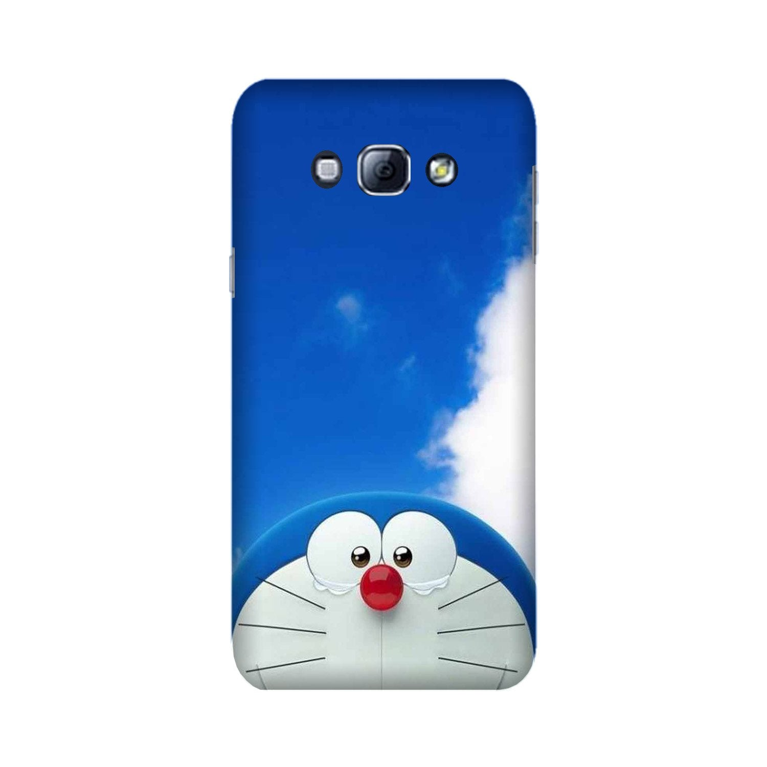 Doremon Mobile Back Case for Galaxy A8 (2015)  (Design - 326)