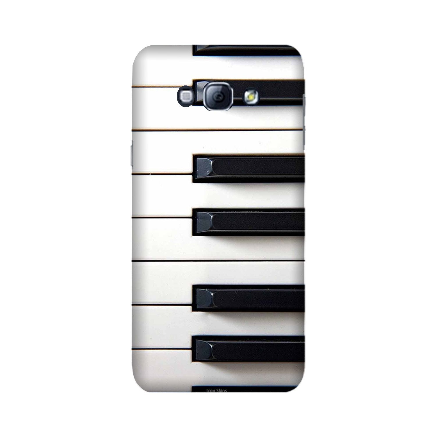 Piano Mobile Back Case for Galaxy A8 (2015)  (Design - 387)