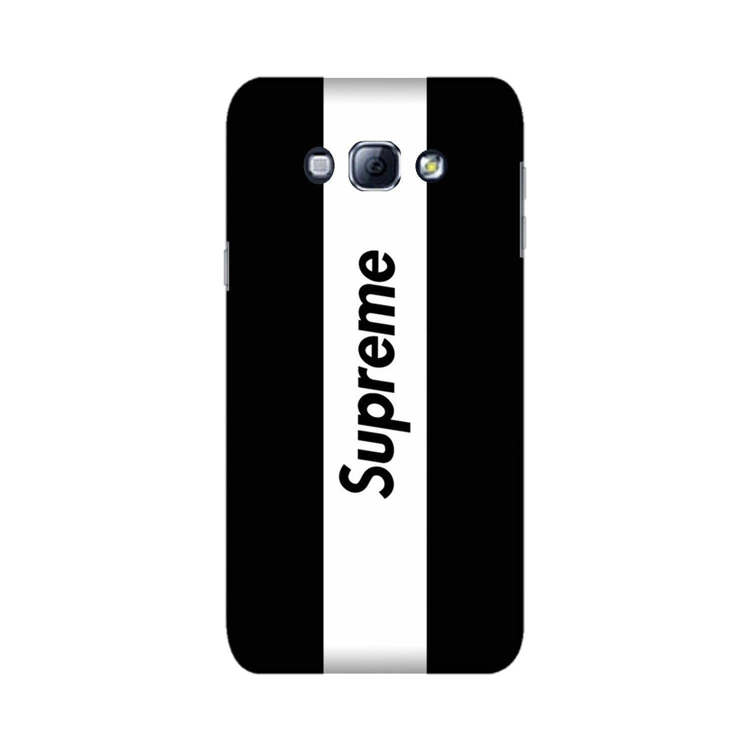 Supreme Mobile Back Case for Galaxy A8 (2015)  (Design - 388)