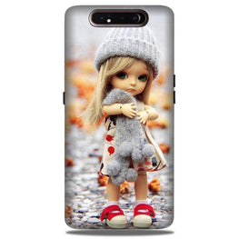 Cute Doll Case for Samsung Galaxy A80