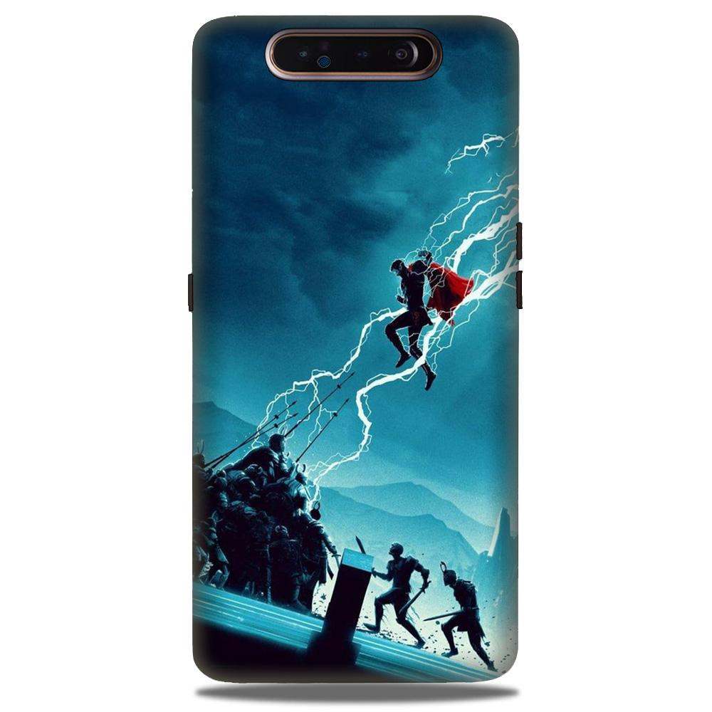 Thor Avengers Case for Samsung Galaxy A80 (Design No. 243)