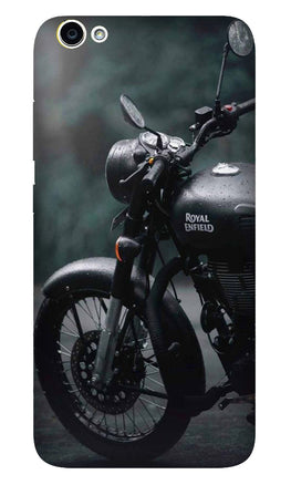 Royal Enfield Mobile Back Case for Vivo V5 Plus (Design - 380)
