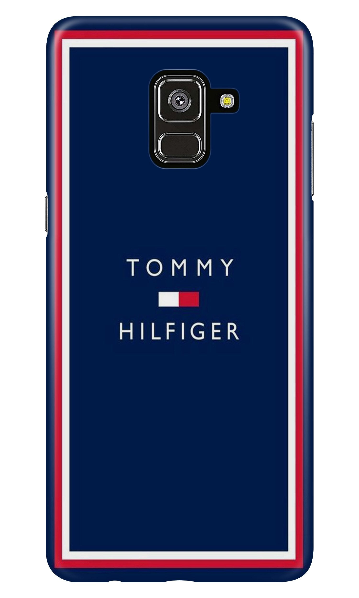 Tommy Hilfiger Case for Samsung Galaxy A8 Plus (Design No. 275)