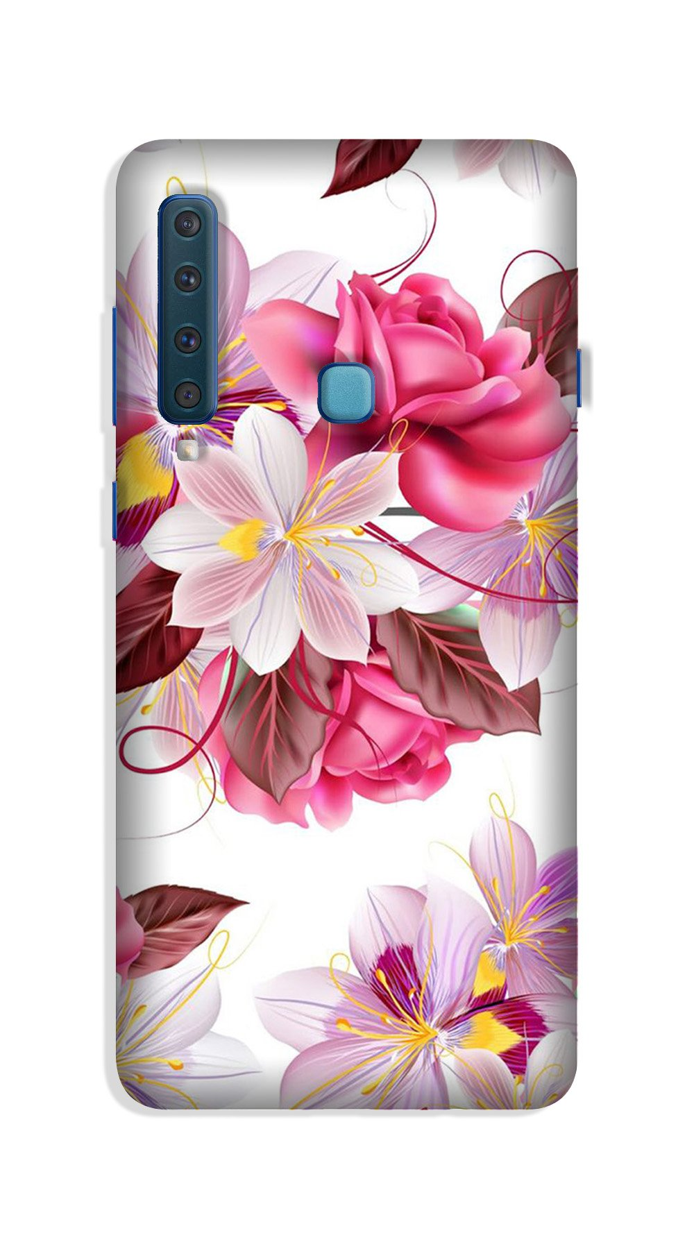 Beautiful flowers Case for Galaxy A9 (2018)