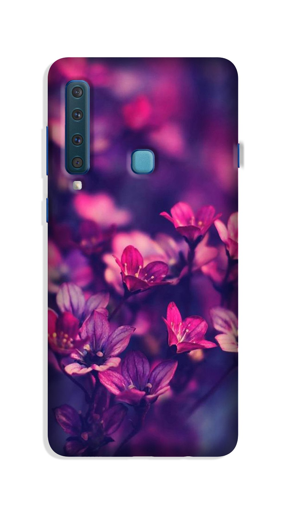 flowers Case for Galaxy A9 (2018)