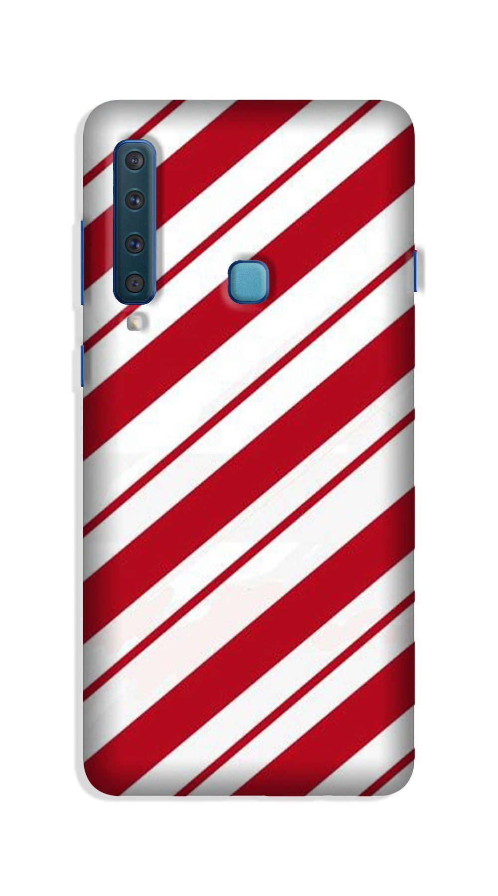 Red White Case for Galaxy A9 (2018)